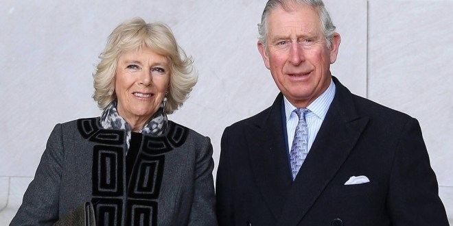 The Prince of Wales and Duchess of Cornwall are to visit the Burren later today.