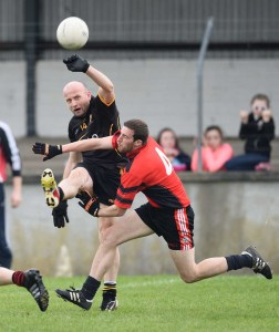 Junior A championship final at Cooraclare