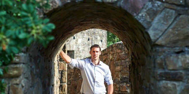 Former Clare player Brendan Bugler of Whitegate. Photograph by John Kelly.