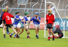 120619 Cratloes Maurice Ryan celebrates his goal in the Division 1 final.Pic Arthur Ellis