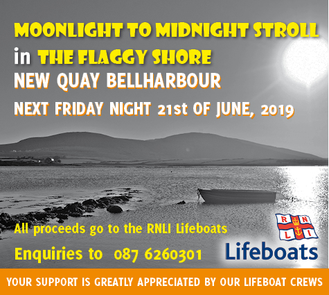 RNLI Flaggy Shore