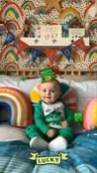 8 month old son Elliot
