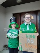 Sarah and James Nihill from Crusheen