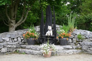 The Queen of Brigid's Garden