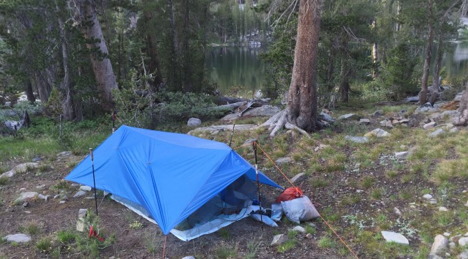 PCT Day 80: An Early Morning and a Beautiful Afternoon