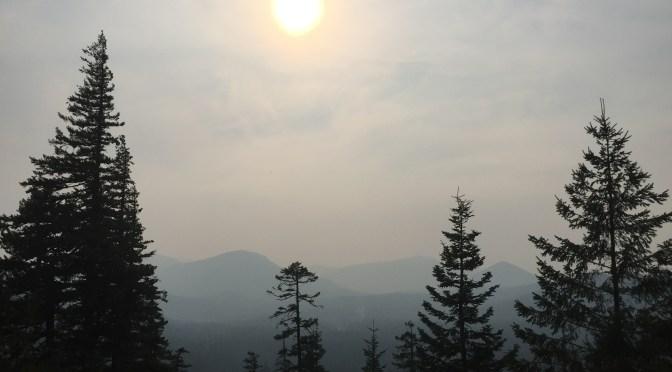 PCT Days 128-143: Oregon Part II, Lava and Glaciers