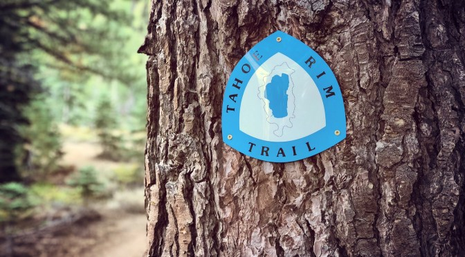Tahoe Rim Trail Thru-hike: Planning and Logistics