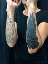 Work in Progress - Forearm Wings