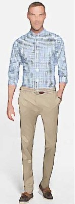 Men's Clothing Style Personality - Clare Maxfield