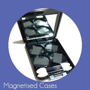 magnetised makeup palette