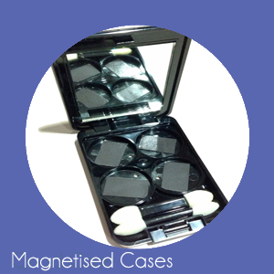 magnetised makeup palette