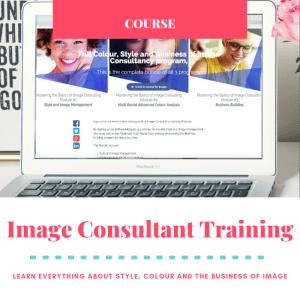 image consultant online training