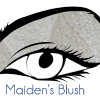 Maiden's blush eyeshadow