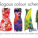 How to use Analagous Colours in Fashion