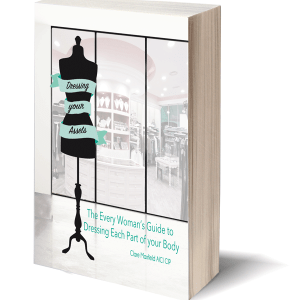 Every woman's guide to dressing her body, asset cover, appearance, personal style, style guide