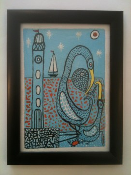 Paintings by Max Stewart from £80