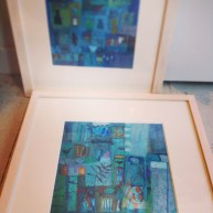Paintings by Wilma Dunbar, from £395
