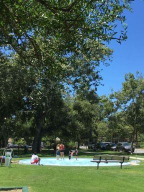 Memorial Park Claremont