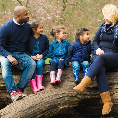 Family Photography In Bushy Park 1