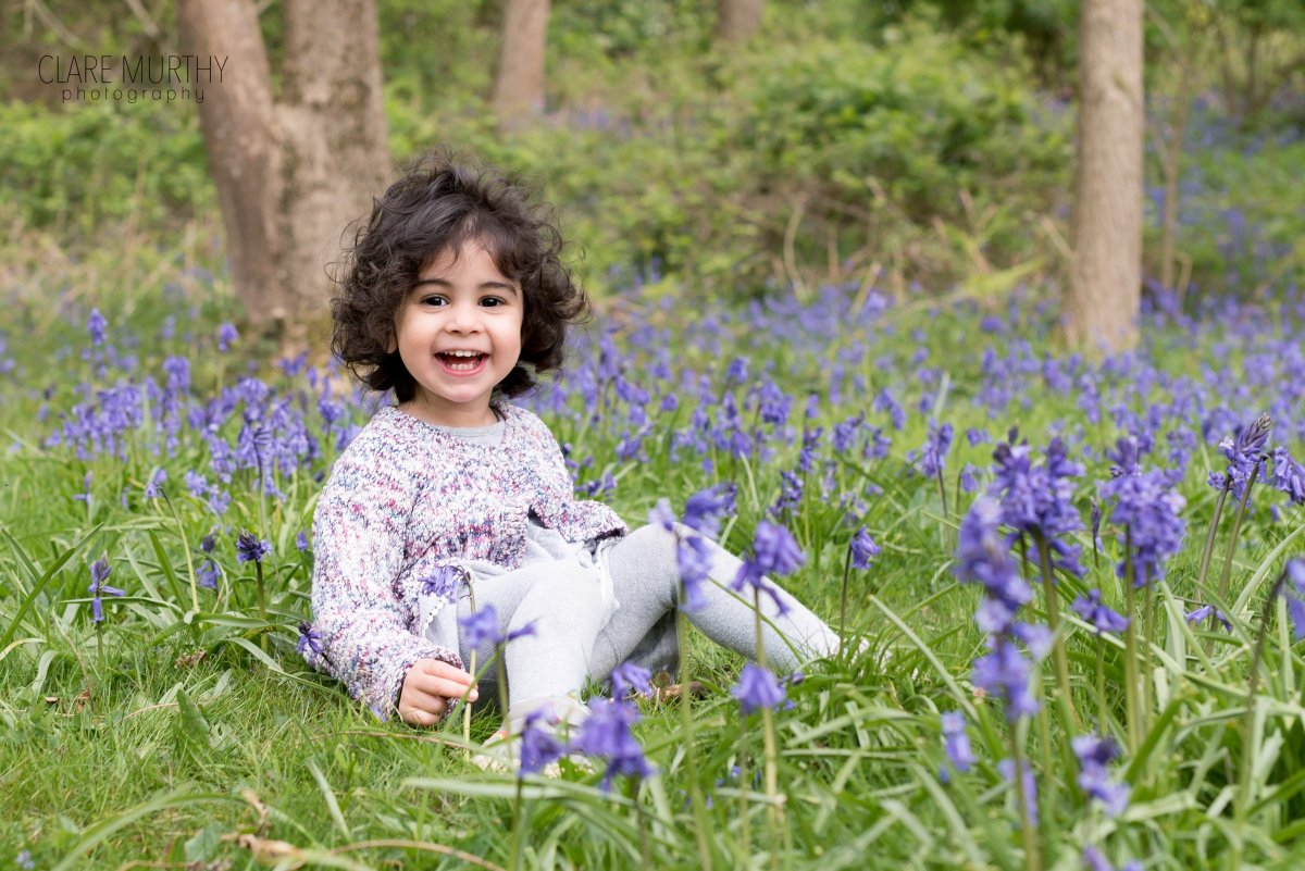 Take Great Photos of Your Children Outdoors | Clare Murthy Photography