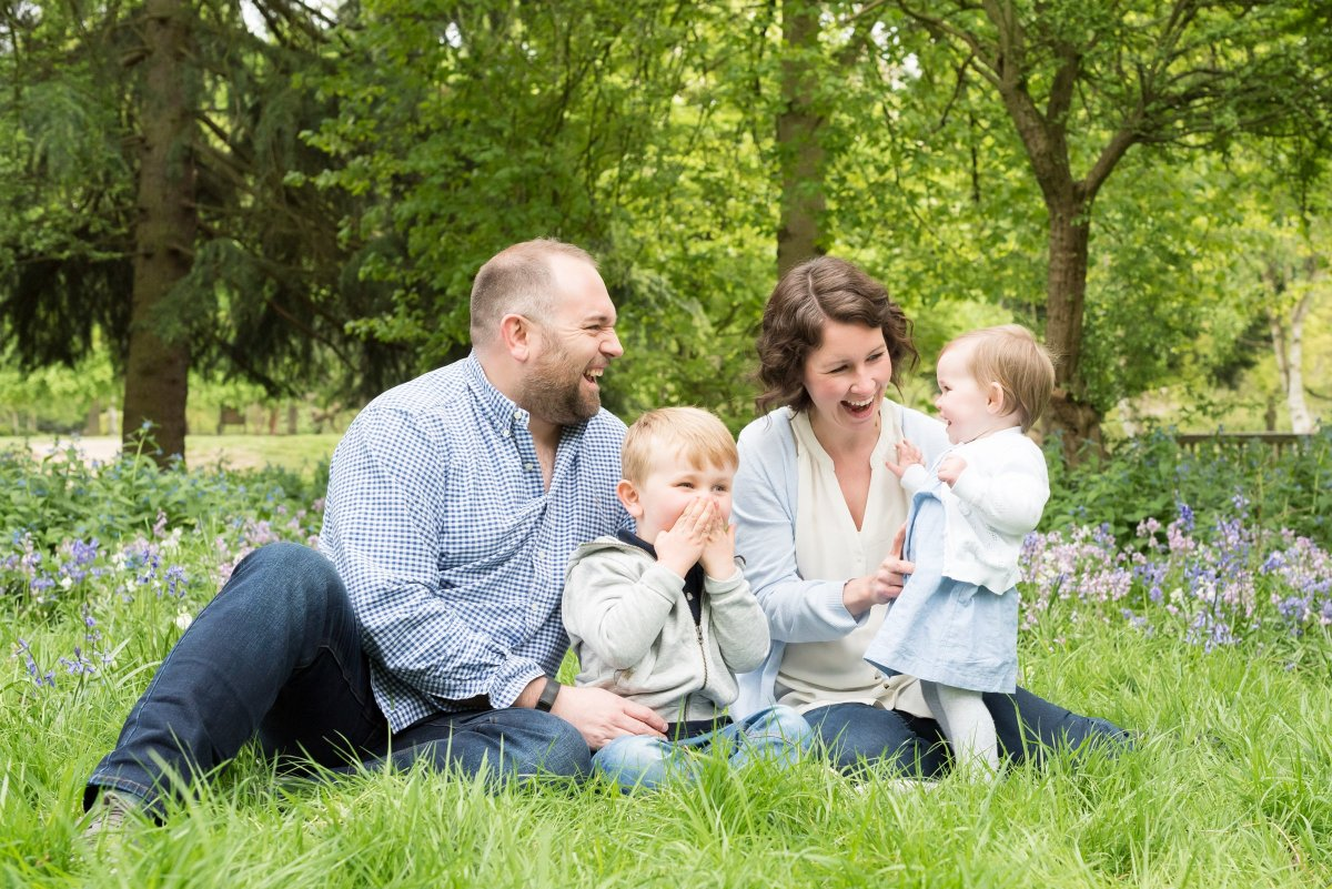 Surrey Family Photographer - Clare Murthy Photography