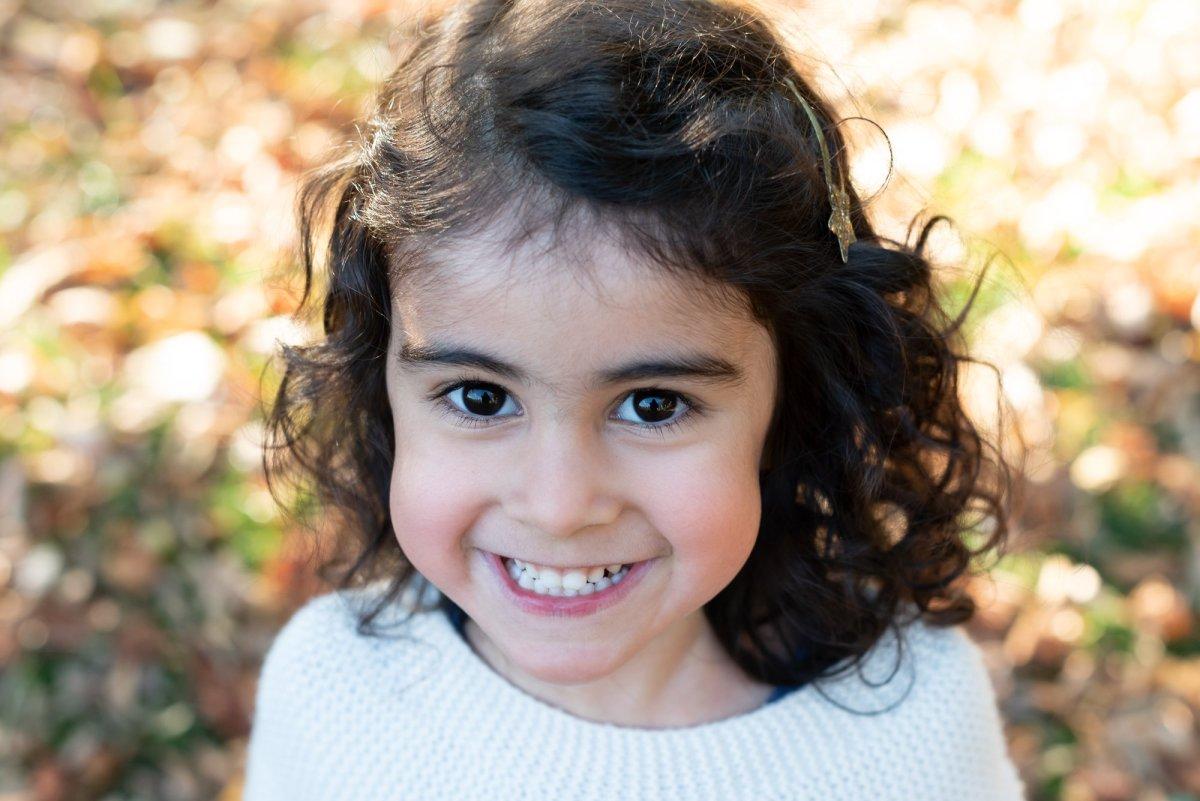 prepare children family photo shoot
