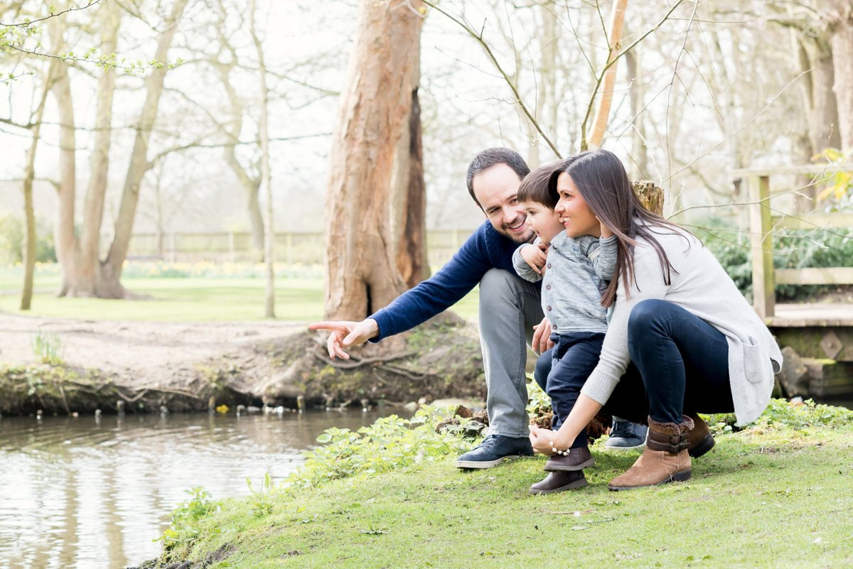 Surbiton, Surrey Family Photographer