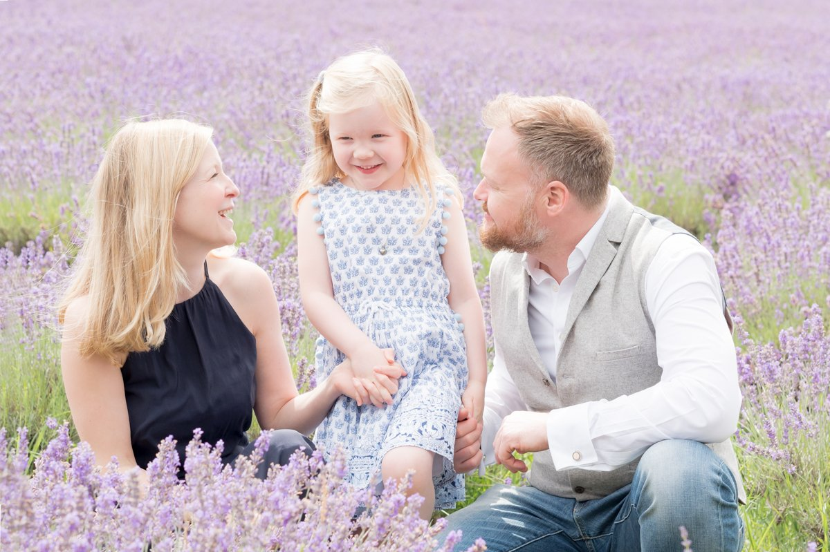 Banstead, Surrey Family Photographer