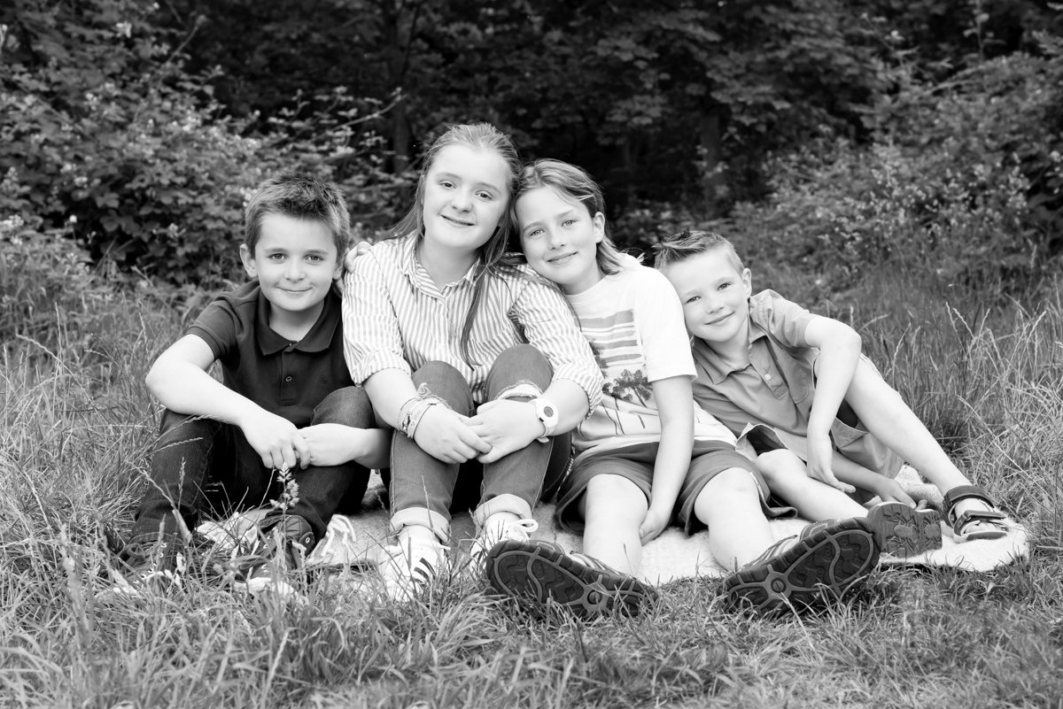Family Photography With Teenagers
