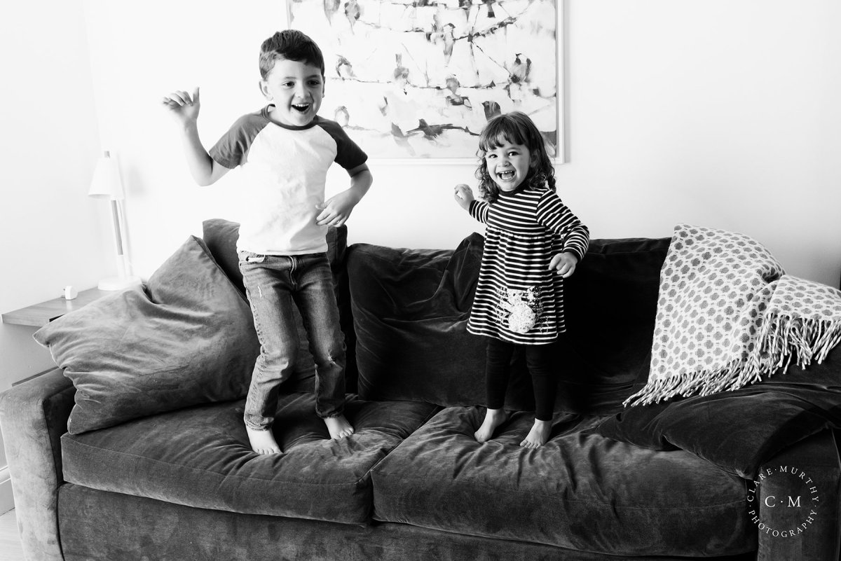Worcester Park Family Photo Shoot
