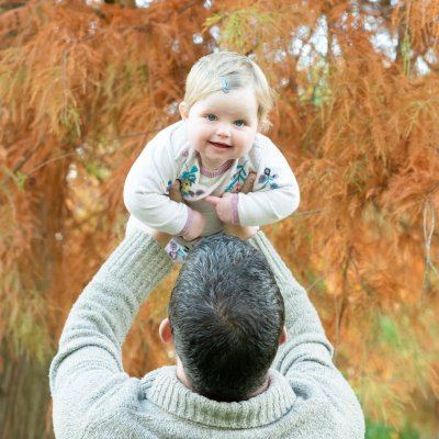 Autumn Family Photography in South West London