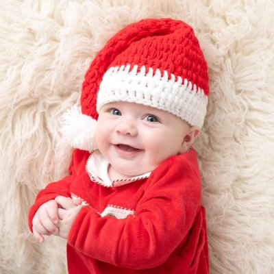 Christmas Photoshoots at my South West London Studio