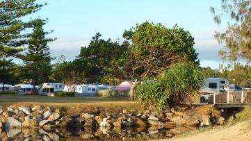 The Dicky Beach Family Holiday Park