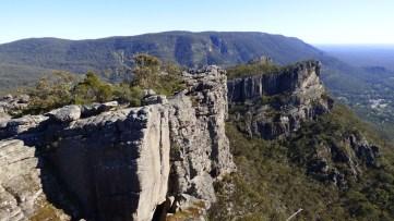 The view at The Pinnacle