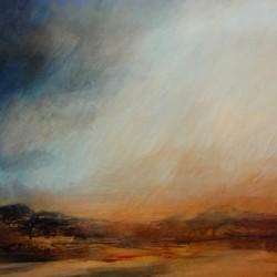 Lynette ten Krooden oil, Art and Wine Gallery, Clarens