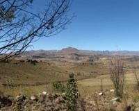 Self-Drive:  Clarens to Fouriesburg:  The Caledon Loop