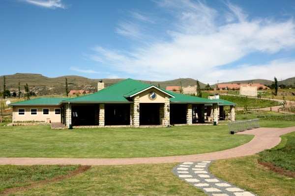 The Clarens Clubhouse 1