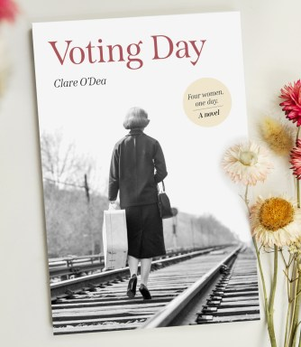 Book - Voting Day
