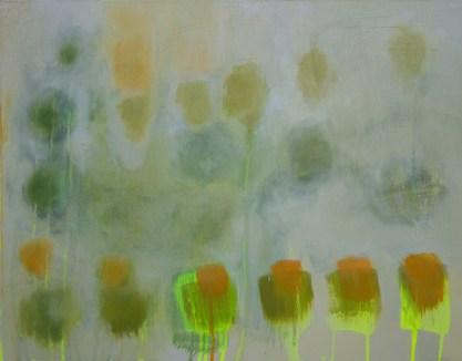 Oil on paper 46cm x 36cm