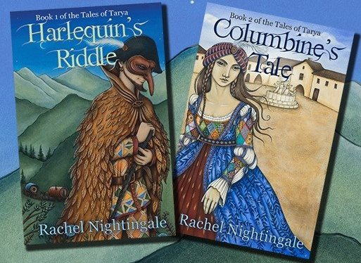 Columbine's Tale, by Rachel Nightingale – a review