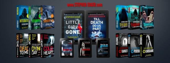 Stephen Edger books