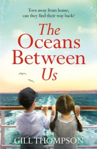The Oceans Between Us cover image