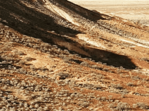 The Ruined Land image - the Breakaways in SA