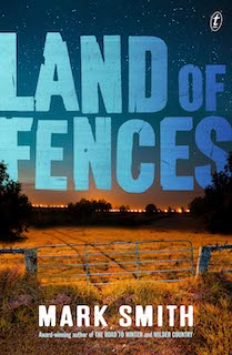 Land of Fences (Winter #3) by Mark Smith