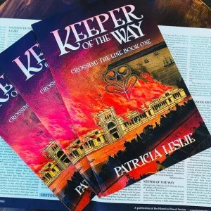 Keeper of the Way by Patricia Leslie