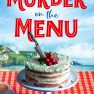 book cover, Murder on the Menu