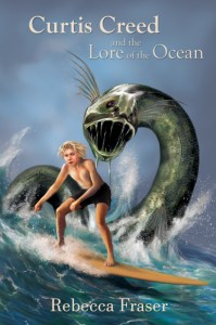 Front Cover_Curtis Creed and the Lore of the Ocean