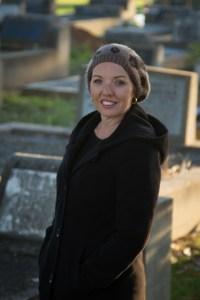 Rebecca Fraser, Australian author, lives on Victoria's beautiful Mornington Peninsula