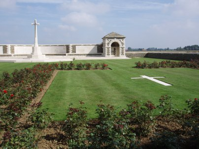 VC Corner on the Western Front