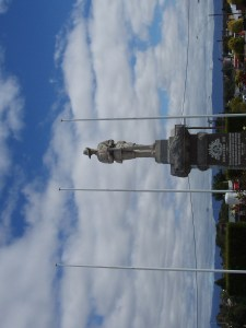 The War Memorial in the Victorian country town of Stawell